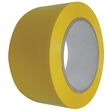 Hazard Marking Tape, Roll, 1In W, 108 ft. L