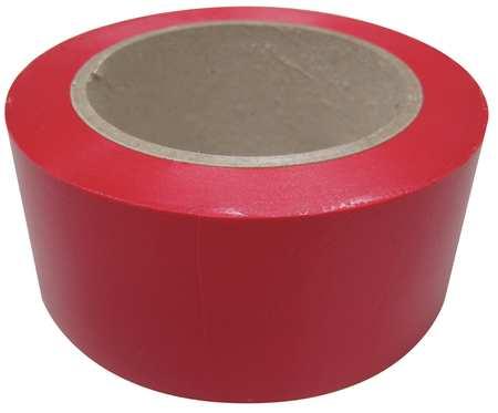 Hazard Marking Tape, Roll, 1In W, 108 ft. L