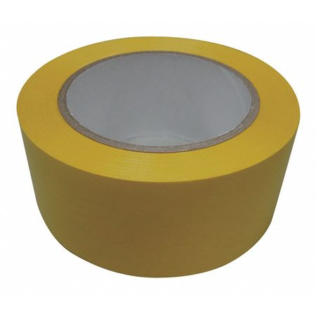 Hazard Marking Tape, Roll, 3In W, 108 ft. L