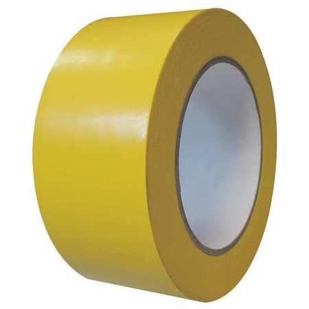 Marking Tape, Roll, 2In W, 108 ft.L, Yellow