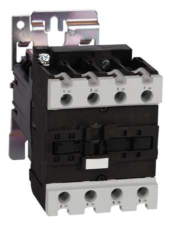 IEC Magnetic Contactor, Coil 24VDC, 40A