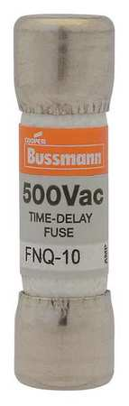 9A Time Delay Cylindrical Fiberglass Midget Fuse 500VAC