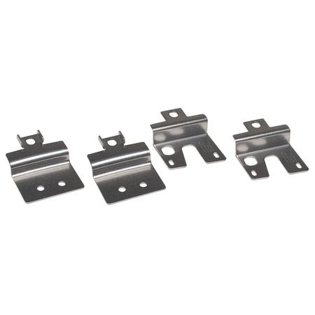 Security Hasp Bracket Kit, Ford