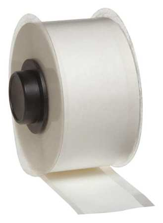 Tamper-Resistant Tape, White, 50 ft. L