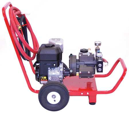 Hydrostatic Test Pump,  6-1/2 HP