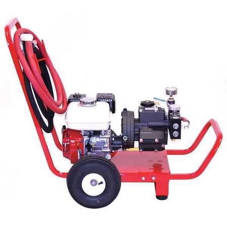 Hydrostatic Test Pump,  5-1/2 HP