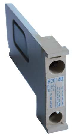Thermal Unit, 1.79 to 2.9A, PK3