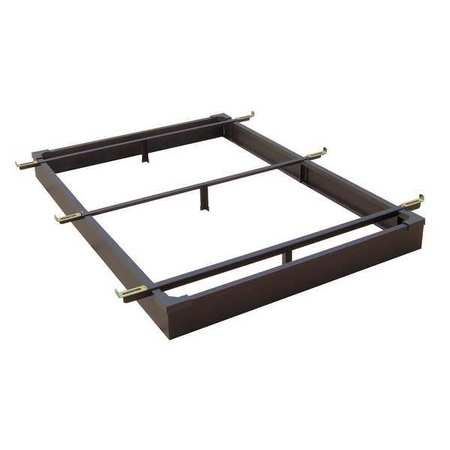 Bed Base, Capacity 500 lb., King, 76 In.