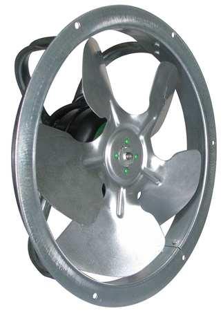 Brushless DC Motor, ECM, 1/60 HP, 1550 rpm