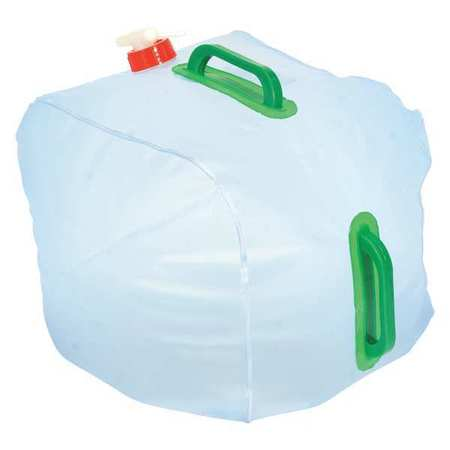 Plastic Carboy, 5 gal, w/Spout and Cap