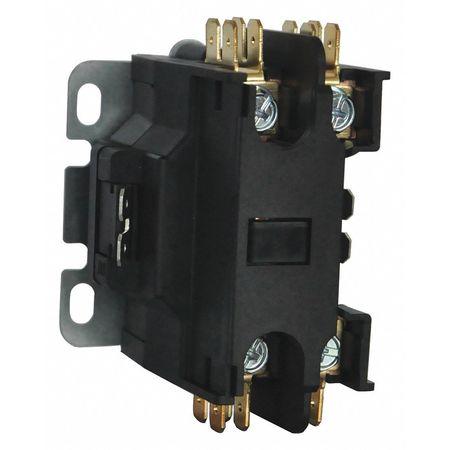208/240VAC Non-Reversing Definite Purpose Contactor 1P 20A