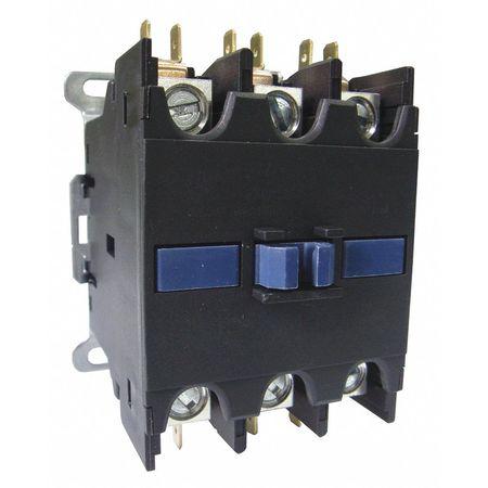 24VAC Non-Reversing Definite Purpose Contactor 3P 63A