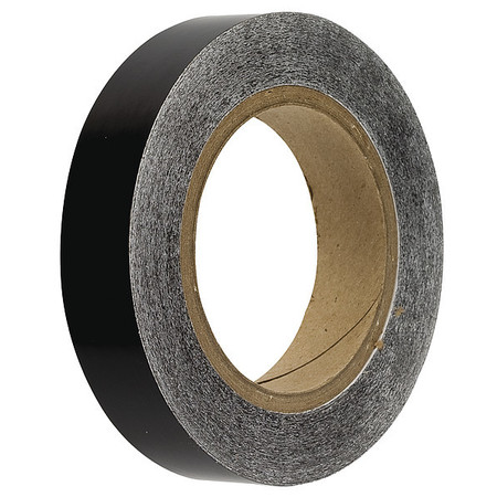 Banding Tape, Black, 1 In. W, 90 ft. L