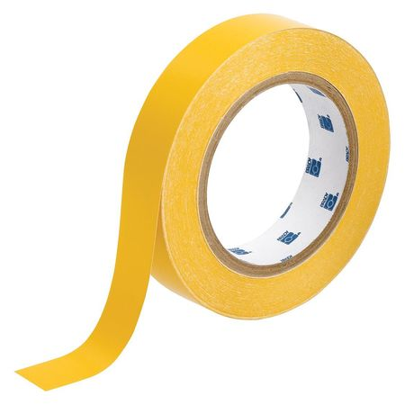 Banding Tape, Yellow, 1 In. W, 90 ft. L