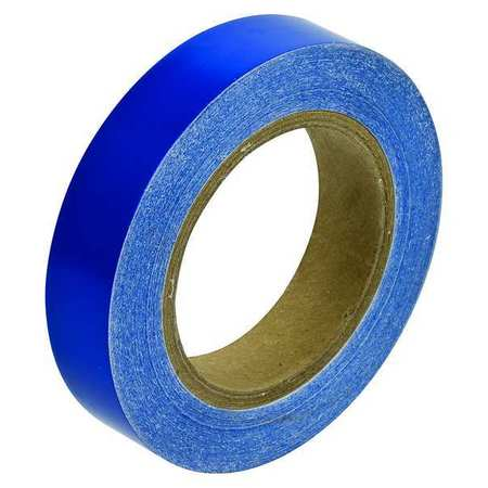 Banding Tape, Blue, 1 In. W, 90 ft. L