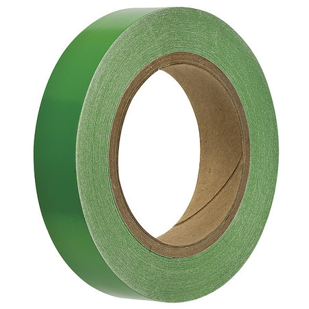 Banding Tape, Green, 1 In. W, 90 ft. L