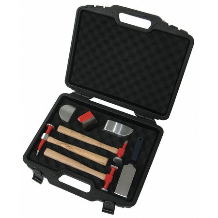 Auto Body Tool Kit, No. of Pcs. 7