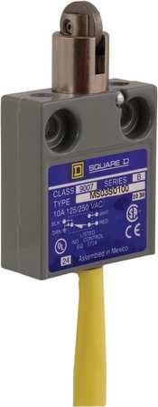 SPDT Limit Switch Cross Roller Plunger IP 67