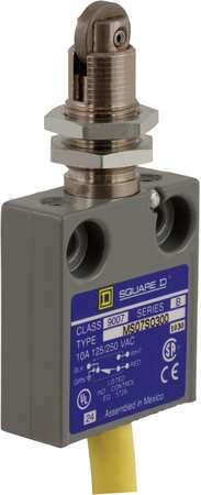 Miniature Limit Switch, Horizontal
