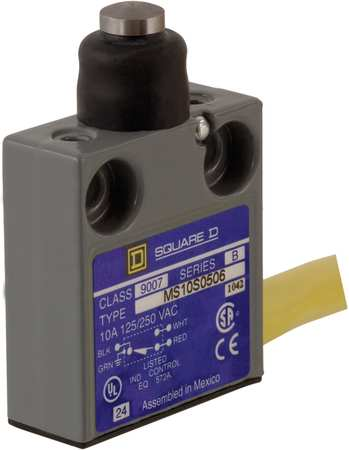 Miniature Limit Switch, Vertical