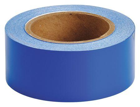 Banding Tape, Blue, 2 In. W, 90 ft. L