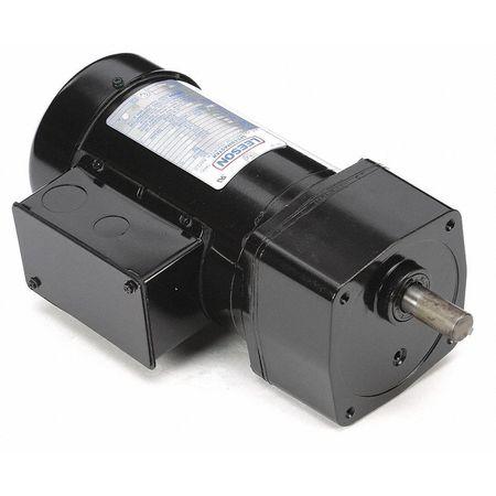AC Gearmotor, 29 rpm, TEFC, 208-230/460V