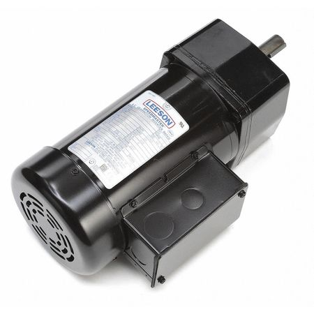 AC Gearmotor, 173 rpm, TEFC, 208-230/460V