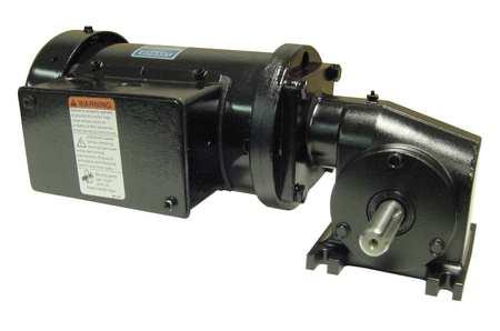 AC Gearmotor, 29 rpm, TEFC, 208-230V