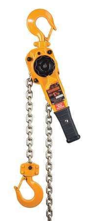Lever Slip Clutch Chain Hoist, 6000 lb.