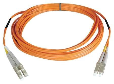 Fiber Optic Patch Cord, LC/LC, 2m, Duplex
