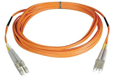 Fiber Optic Patch Cord, LC/LC, 1m, PVC