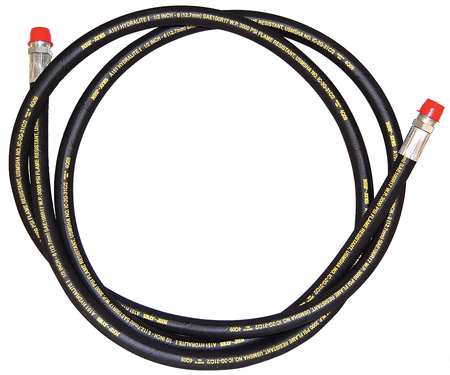 Output Hose, High Pressure, 10 Ft, 1000psi