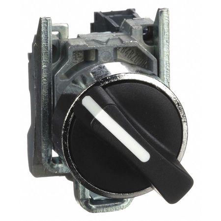 1NO Lever Non-Illuminated Selector Switch 10A @ 600VAC