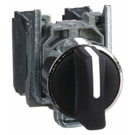 Non-Illum Selectr Swtch, 22mm, 3 Pos, Lever