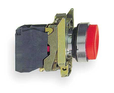 Non-Illuminated Push Button, 22mm, Metal