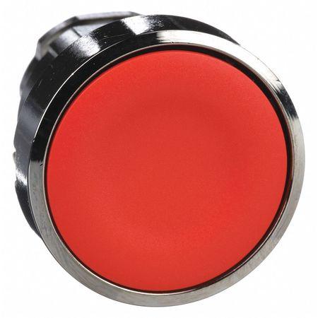 Non-Illum Push Button Operator, 22mm, Red