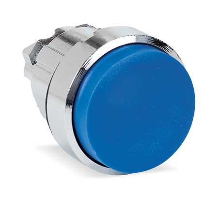 Pushbutton, Blue, 22 Mm