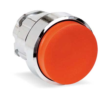 Pushbutton, Red, 22 mm, Red