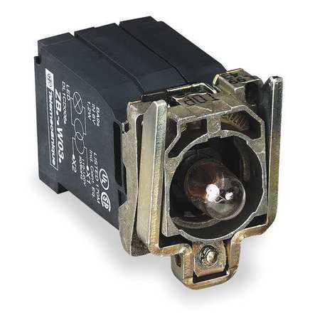 Lamp Module and Contact Block, 22mm, 1NO