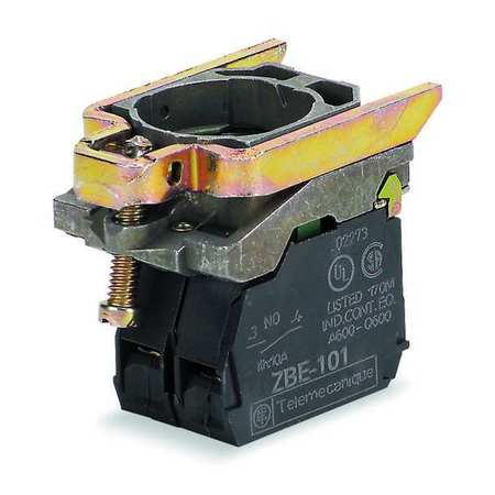 Lamp Module and Contact Block, 22mm, 1NC