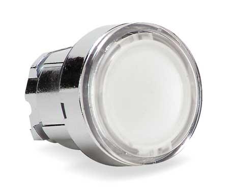 Illum Push Button Operator, 22mm, White