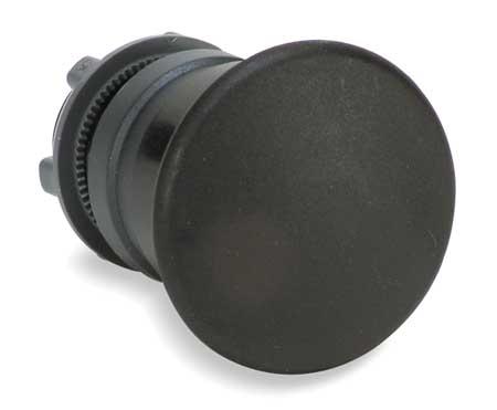 Non-Illum Push Button Operator, Black