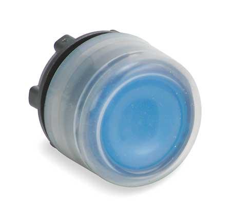 Illum Push Button Operator, 22mm, Blue