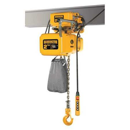 Electric Chain Hoist, 6000 lb., 15 ft.