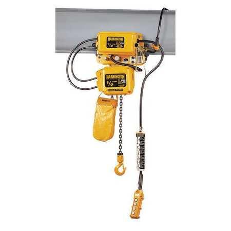 Electric Chain Hoist, 6000 lb., 20 ft.