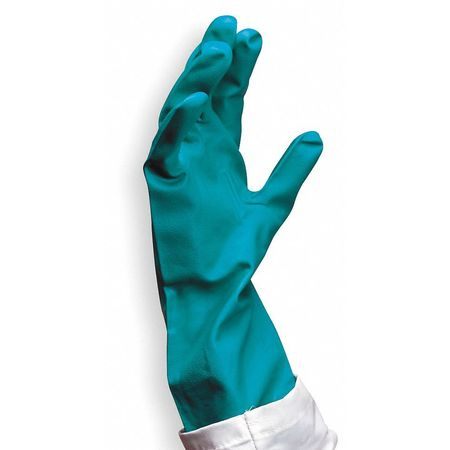 Chemical Resistant Glove, 15 mil, Sz 7, PR