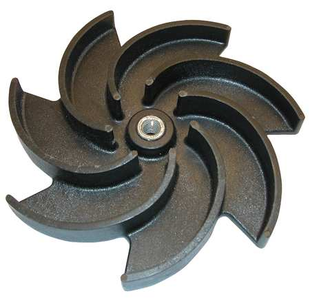 Impeller,  Plastic,  For 2P547