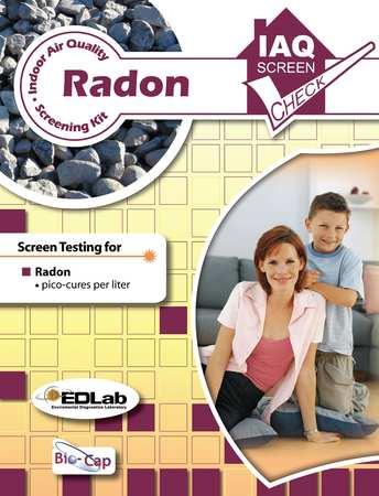 Radon Screen Check