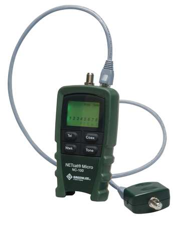 NetCat 100 Cable Tester