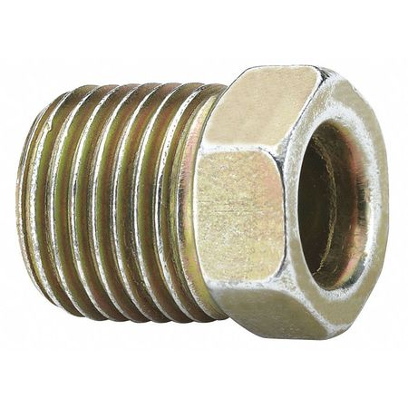 Steel Nut, Inverted, 3/8 In., PK10